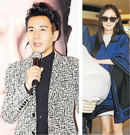 刘恺威提起太太杨幂与女儿小糯米立刻难掩兴奋心情。