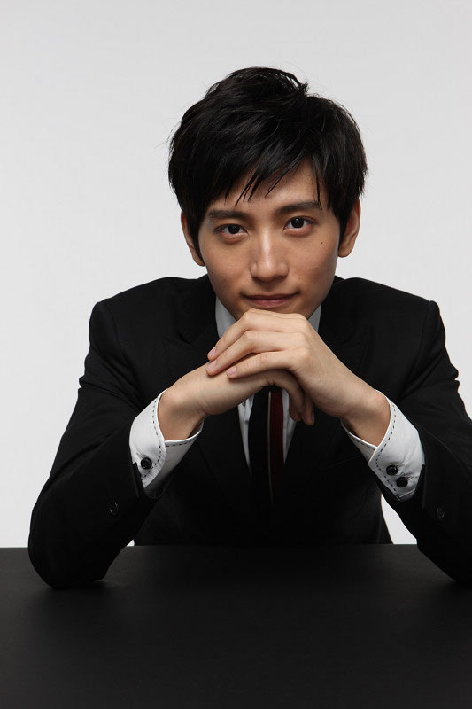 张峻宁随《五星大饭店》登陆富士电视台(组图)