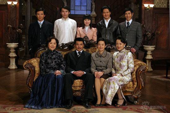五位80后主演与孙淳剧雪等前辈上演对手戏