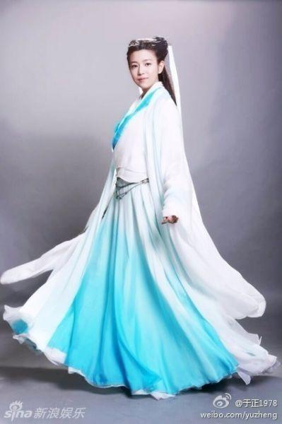 陈妍希饰演小龙女