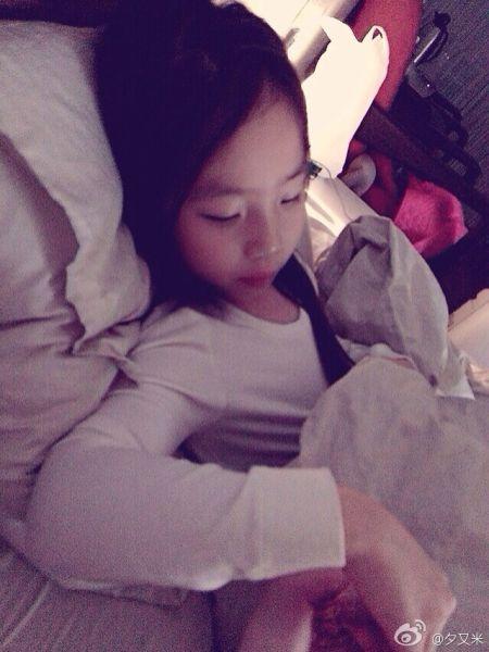 高晓松6岁女儿