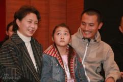 刘佳耿乐等主演《戈壁母亲》首映式实录(组图)