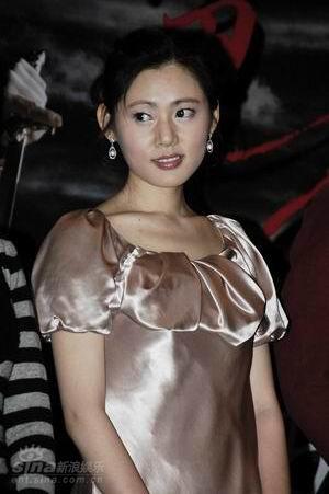 图文:《楚留香传奇》发布会--韩国演员秋瓷炫