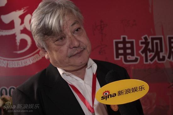 图文:导演委员会成立--会长陈家林导演