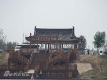 独家组图:《水浒》战船揭面纱规模超《赤壁》