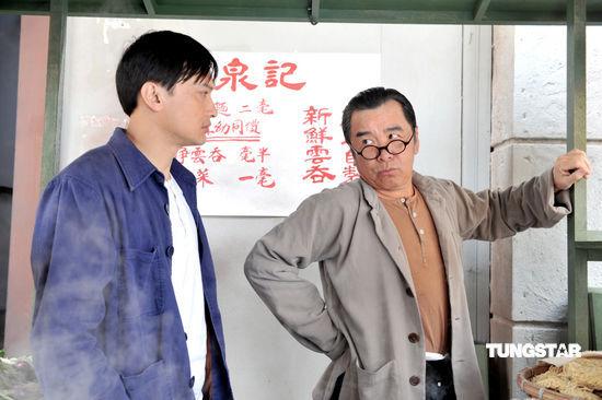 图文:《巴不得爸爸》剧照-陈锦鸿姜大卫