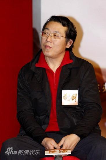 图文:《利剑》登陆央视--导演陈英岐