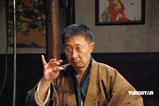 图文:《利剑》成央八开年大戏-林永健
