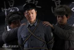 《天阵》探班童蕾首演特工连奕名想演反派(图)