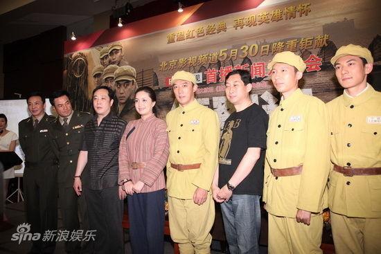 侦察记 北京将播 尤勇高明反传统表演图片