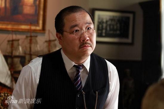 节振国传奇演员英达