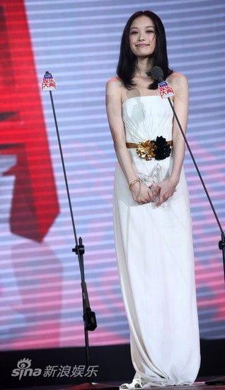 娱乐现场年度最受关注电影人物倪妮