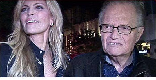 CNN知名主持人拉里-金夫妇正式撤回离婚诉讼