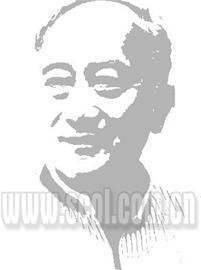 孙道临与巴金是忘年交曾是黑白片时代的偶像