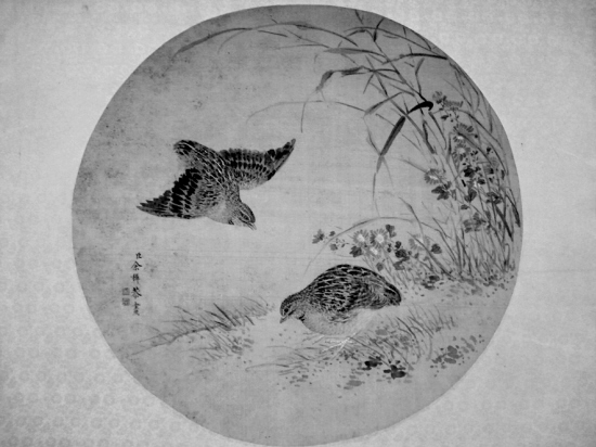 沈阳故宫18幅书画修旧如旧