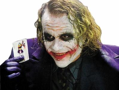 """""""小丑""""希斯·莱杰胜出无悬念"""