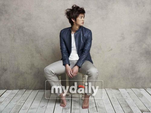 徐仁国在Mnet音乐栏目《MCOUNTDOWN》中获个人首个冠军