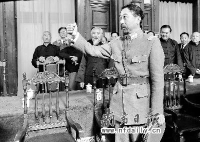 冯巩出演曾祖父冯国璋