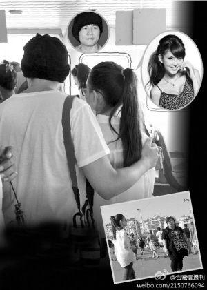 周杰倫與女友親密照片出爐