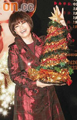 蔡琴上海跨年演唱会翻唱众多男歌手名曲(图)