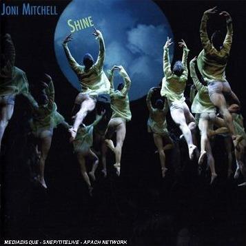 2007回归专辑推荐:琼尼-米歇尔《闪耀》