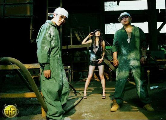 T.H.P打破流行乐坛僵局首获无线音乐平台推介