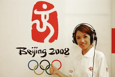 胡杨林专心观看奥运会提前推掉奥运期间演出