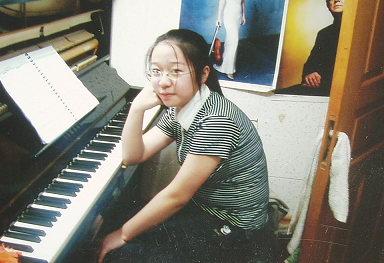 钢琴小提琴大赛选手资料:宋海韵