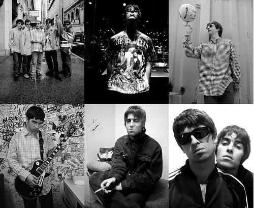独家组图:绿洲乐队成名之初的珍贵记忆