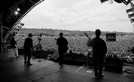 绿洲乐队1994年成名之初的珍贵记忆(8)