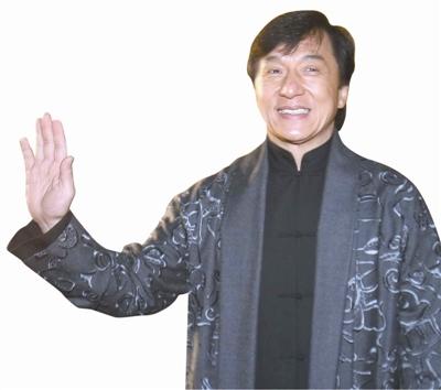 周杰伦成中歌榜大赢家成龙拿奖很开心(图)