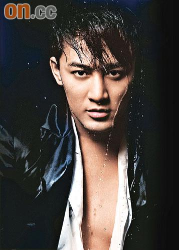 林峰处男个唱玩性感湿身拍摄近12小时(图)