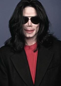 迈克尔-杰克逊最后一张肖像照背后的故事(图)