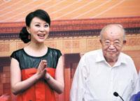 """祖海28日大会堂演出将与孙楠合唱""""山歌""""(图)"""