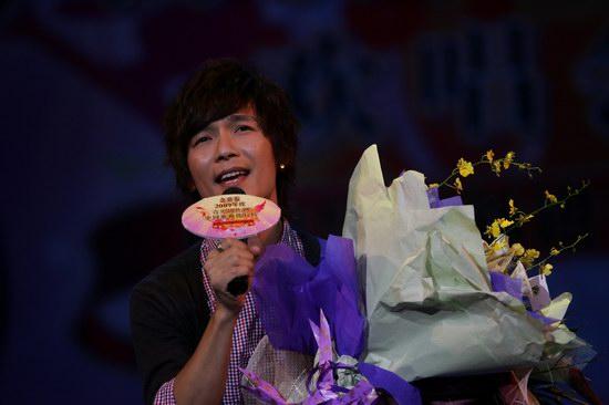 陈楚生为中歌榜创作新歌:没什么能阻止我唱歌
