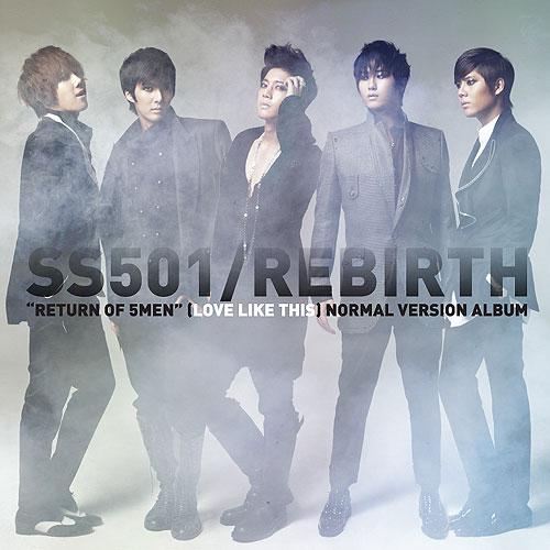 韩国唱片综述:IVY回归一举夺冠SS501成熟重生