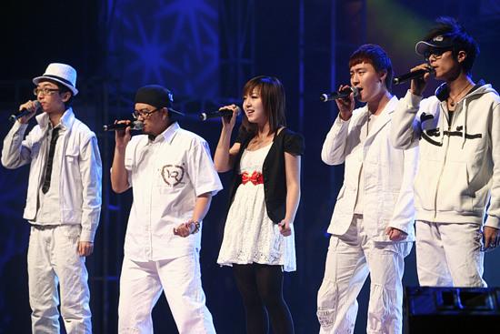 第七届北京现代音乐艺术节闭幕式举行(图)