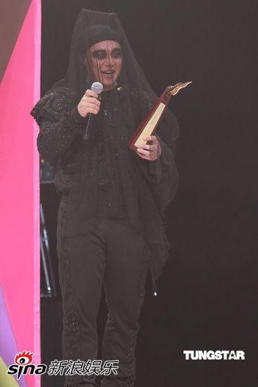2009叱咤乐坛流行榜颁奖礼获奖名单(wap版)