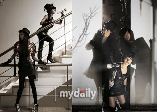 韩国女子v女子Kara新专辑小女曝光(图)封面骄生图片