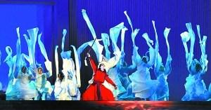 两岸文化界携手合作《图兰朵》轰动台湾岛