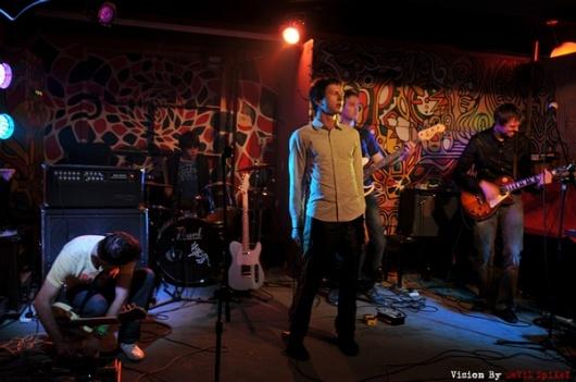 英国乐队ExileParade中国巡演震撼热波(图)