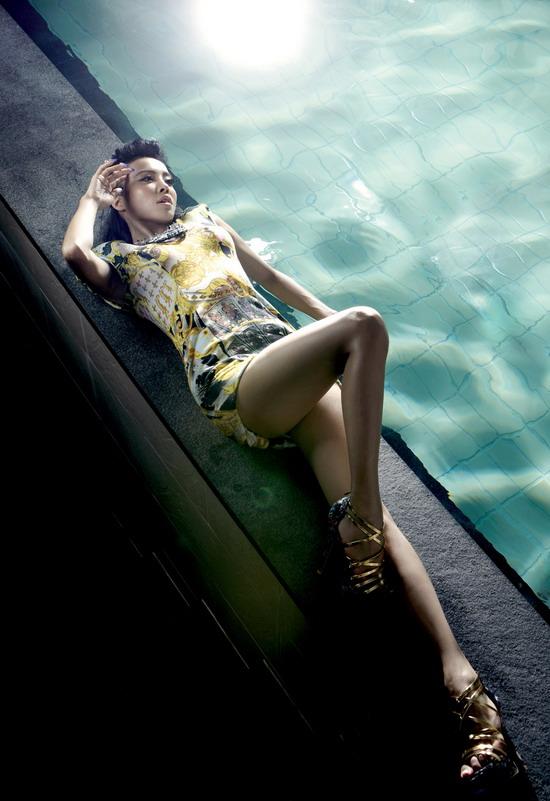 蔡依林新专辑20日开始预购要当最美黑珍珠(图)