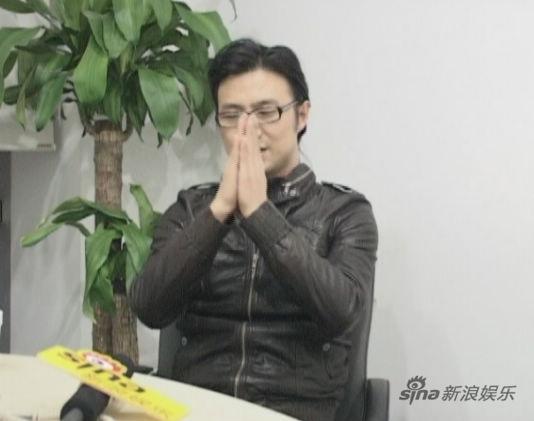 汪峰独家回应机场风波:我是普通人发怒因无助