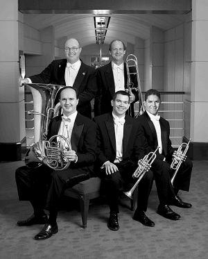 芝加哥交响乐团铜管五重奏