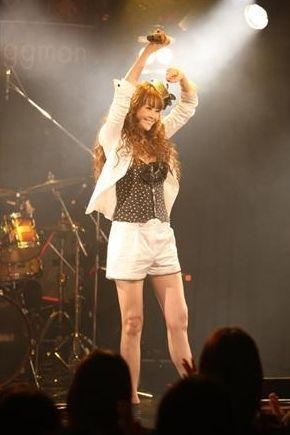 沙演唱会_日本歌手观月亚里沙办演唱会 纪念出道20周年