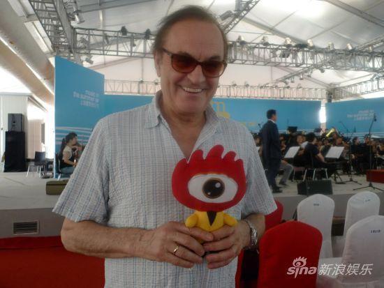 上海夏季音乐节联合总监夏尔-迪图瓦