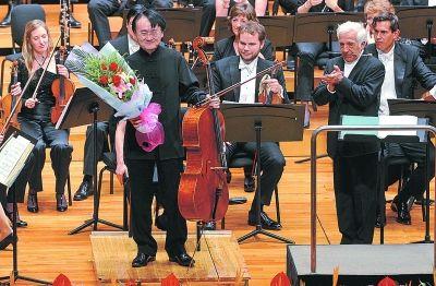 知名大提琴家王健