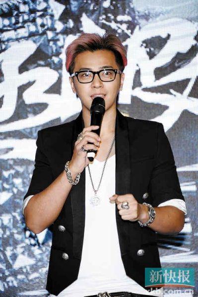 罗志祥把这次巡演看成是自己演艺生涯的一个重要里程碑,在广州的演唱图片