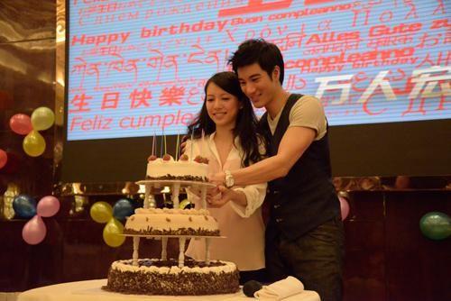 王力宏宣布妻子怀孕5个月