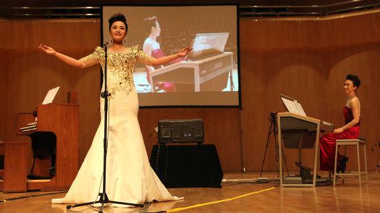 青年演奏家,中国音乐学院电子管风琴专业主科教师张图片